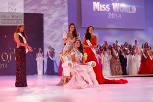 Những khoảnh khắc đẹp tại chung kết Miss World 2014