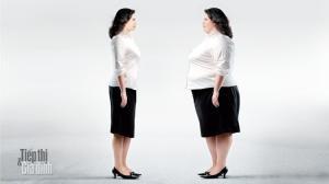 Muốn giảm cân an toàn phải giảm mỡ trắng