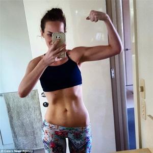 Selfie giúp tăng động lực giảm cân bất ngờ