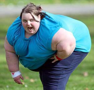 Ba trong bốn người đàn ông Anh sẽ bị béo phì vào năm 2030