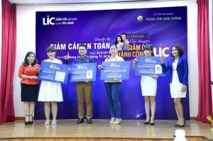 Lễ Tổng kết trao giải 100 câu chuyện thành công cùng LIC: Hội ngộ những đại sứ của phong trào giảm cân – giữ dáng