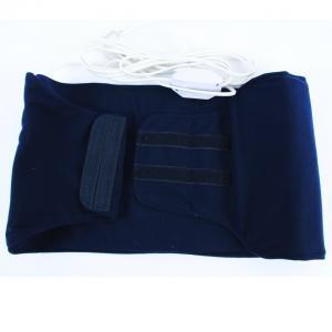 Dùng túi chườm nóng, đai quấn nóng, đai massage giảm béo, giảm mỡ bụng