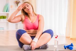 Chỉ tập thể dục để giảm cân là một sai lầm