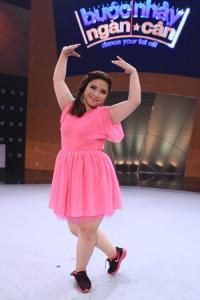 Á quân 2 Bước nhảy ngàn cân - Huyền Thanh tiết lộ bí quyết giảm gần 20 kg sau khi sinh trong 3 tháng