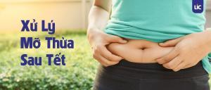 """3 bước """"đề ba"""" cho kế hoạch giảm cân sau Tết"""