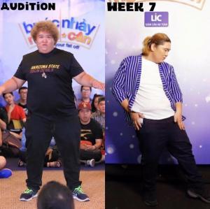 Anh Kiệt Bước Nhảy Ngàn Cân – Giảm cân, giảm mỡ bụng để khỏe người và chuẩn dáng.
