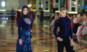 Lan Khuê được khen ngợi hết lời sau phần catwalk tại Hoa hậu Thế giới