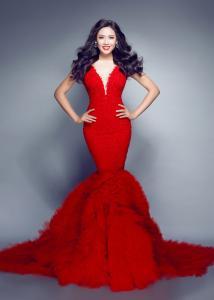 Nguyễn Thị Loan lọt vào top 25 Hoa hậu thế giới 2014