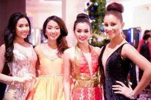 Top 5 người đẹp xuất sắc các giải phụ Miss World