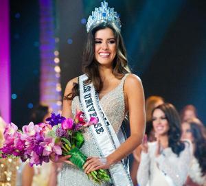 Đại diện Colombia giành vương miện Hoa hậu Hoàn vũ 2014