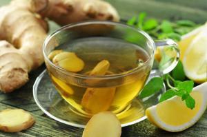Uống nước trà gừng, lá vối hay hồng trà giảm cân như thế nào?