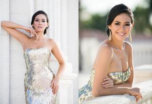 Nhan sắc châu Á tại Hoa hậu Hoàn vũ 2014
