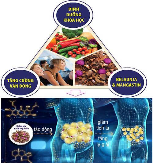 Chọn giảm cân an toàn để khỏe mạnh và hạnh phúc 3