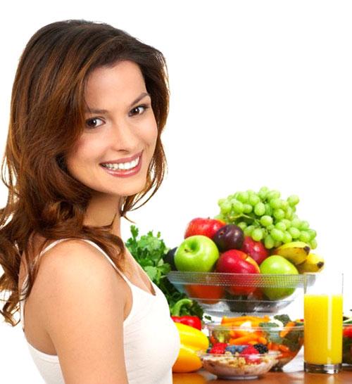 Cách ăn uống để giảm cân nhanh