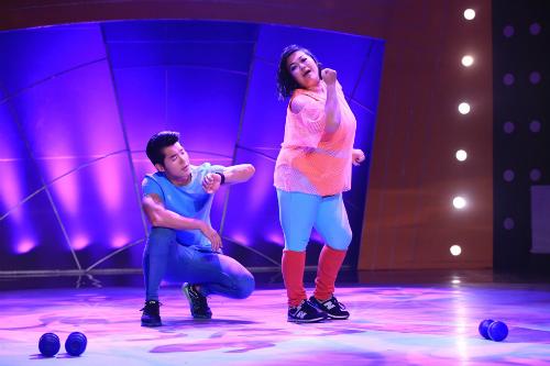 Phần biểu diễn của Ánh Nguyệt và Trương Nam Thành được Hoài Linh cho là giống