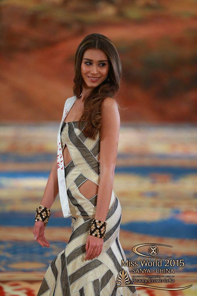 Hoa hậu Mông Cổ