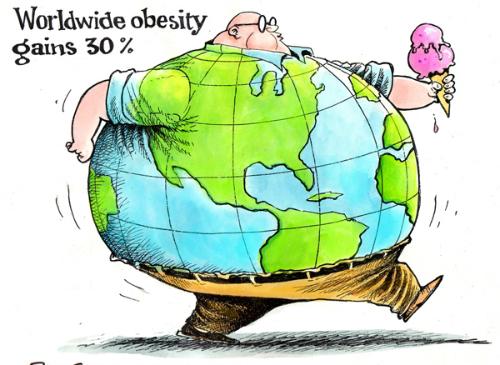 Hậu quả của tình trạng béo phì