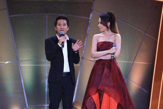 Trường Giang sẽ đảm nhận vai trò MC bên cạnh Đinh Ngọc Diệp