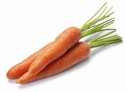 cà rốt giảm cân nhanh