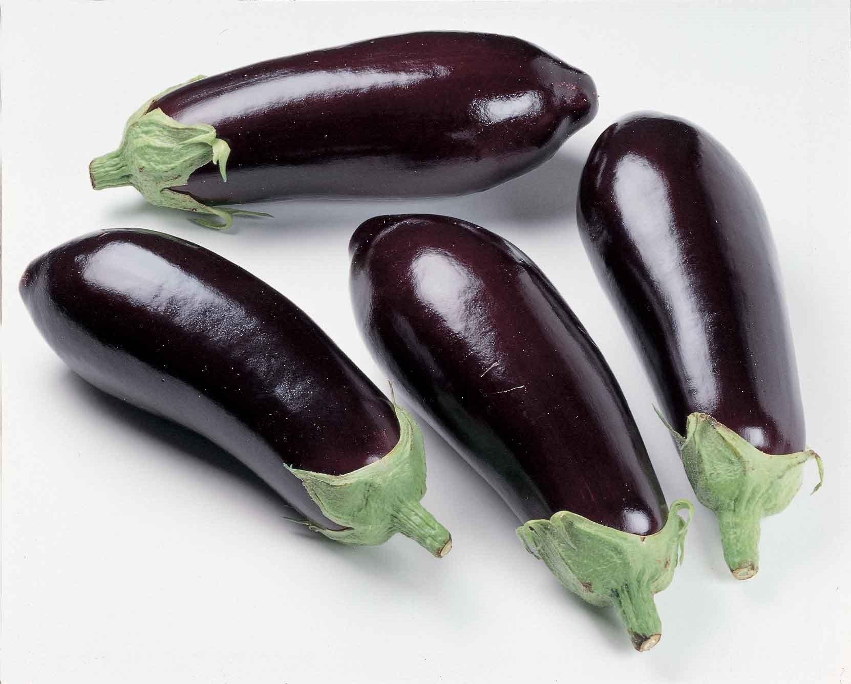ăn rau củ gì giảm béo nhanh nhất - cà tím