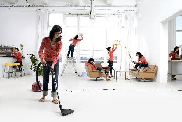 làm việc nhà giảm cân