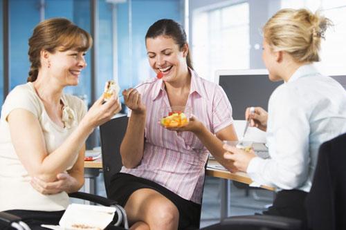 7 mẹo giảm cân cho nàng công sở