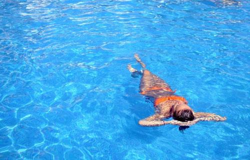môn thể dục nào giúp giảm cân nhanh, chỉ có bơi lội