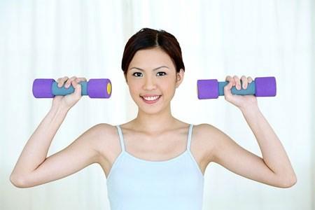 Đợi 2 tiếng sau khi ăn bạn hãy thể dục