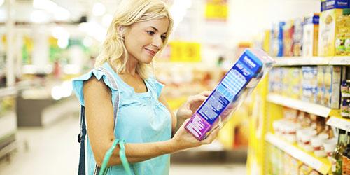 siêu thị giảm cân