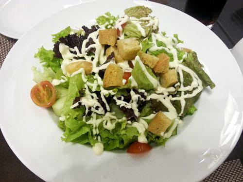 thực phẩm ít calo biến thành thực phẩm thức ăn nhiều calo