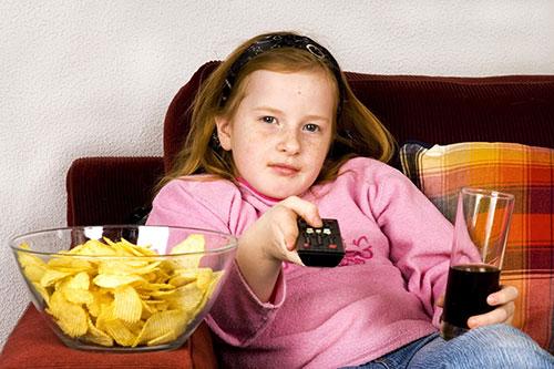giảm cân cho trẻ béo phì